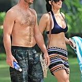 Jennifer Lawrence Wears a Bikini in Hawaii | Pictures