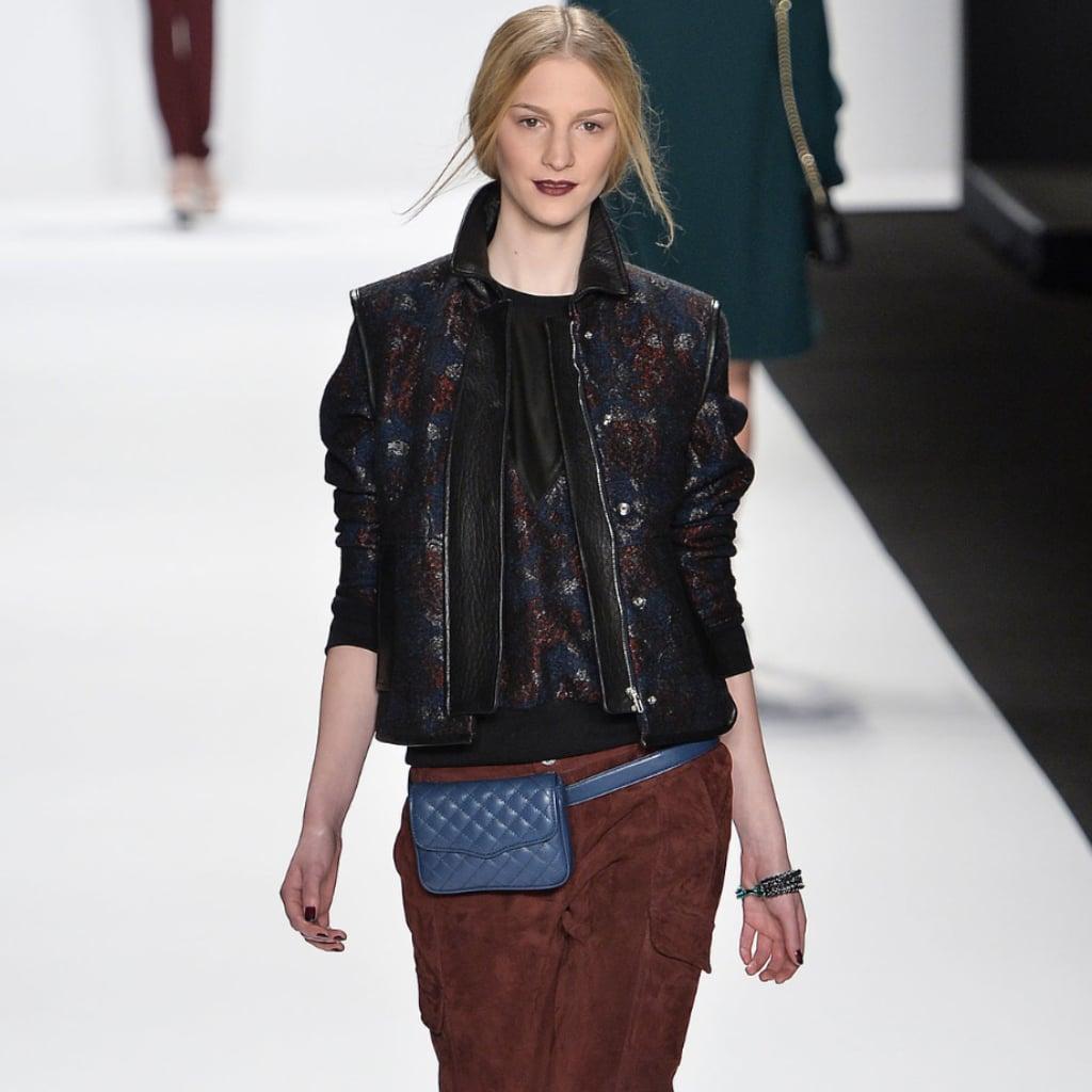 Rebecca Minkoff Fall 2014 Runway Show Ny Fashion Week