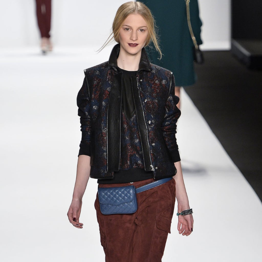 Rebecca Minkoff New York Fashion Week Fall 2014 Runway Popsugar Fashion Australia