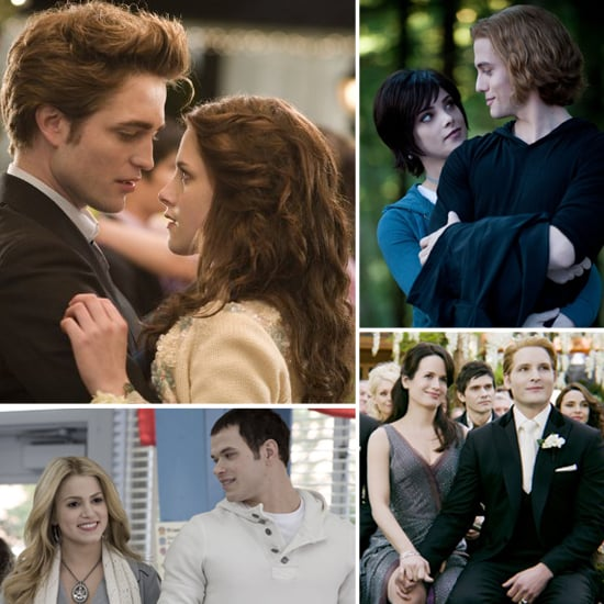 Undying Love: Couple Moments From Twilight