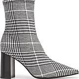 The Patterned Boots