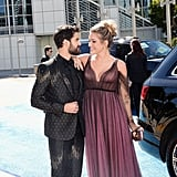 Who Is Darren Criss's Fiance Mia Sweir?