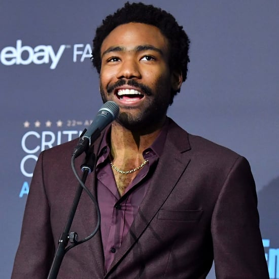 Donald Glover Talking About Playing Lando Calrissian