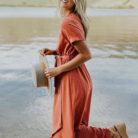 Best Midi Dresses From Amazon