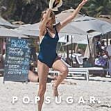 Naomi Watts on the Beach in Mexico Pictures April 2018