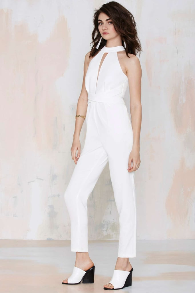 Cameo Breaking Hearts Cutout Jumpsuit ($181)