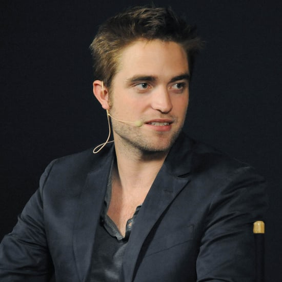 Robert Pattinson Sat Down For An Intimate Chat At The Apple Store In London For Cosmopolis