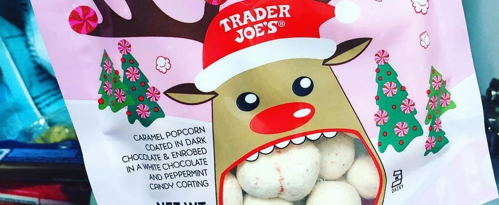 Trader Joe's Peppermint Bark Popcorn