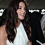Ashley Greene did interviews on the red carpet in 2011.