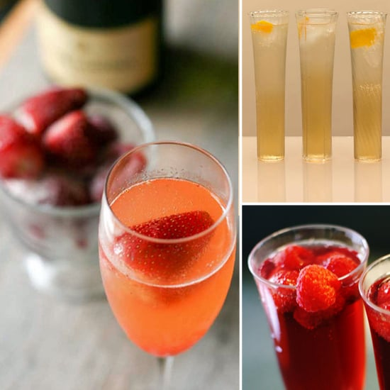 Healthy New Year's Eve Cocktail Recipes | POPSUGAR Fitness