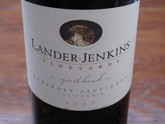 Happy Hour: 2007 Lander-Jenkins Cabernet Sauvignon
