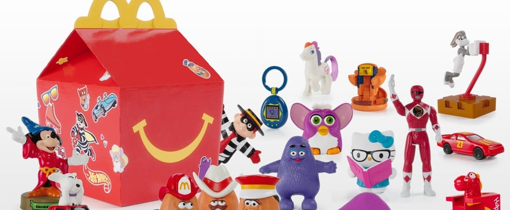 McDonald's Is Bringing Back Classic Happy Meal Toys