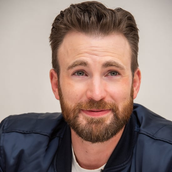 Chris Evans Gives Dog Dodger Bad Haircut | Photo