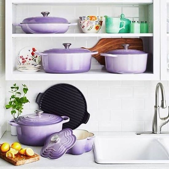 Le Creuset's Lavender Provence Collection