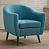 Simpli Home Roundstone Tub Accent Chair ($700)