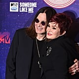 Ozzy and Sharon Osbourne: 36 Years