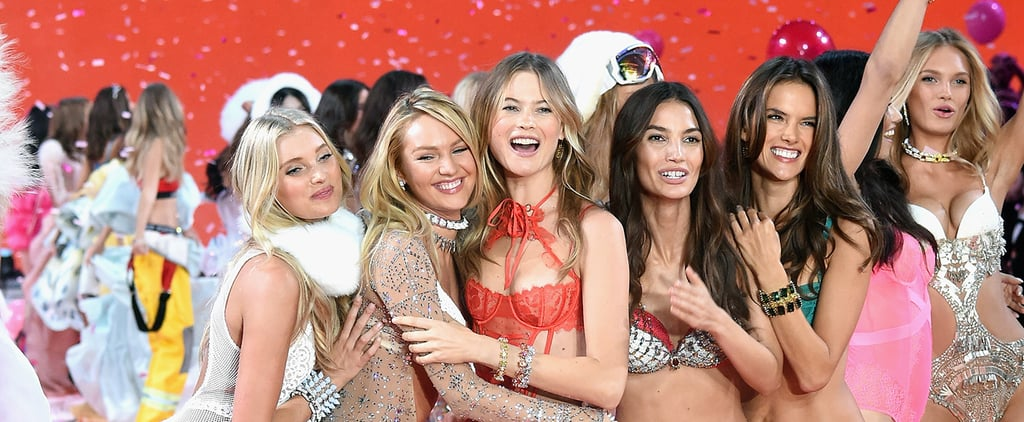 Can You Name These Victoria's Secret Fashion Show Models?
