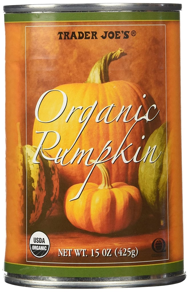 Organic Canned Pumpkin ($2)