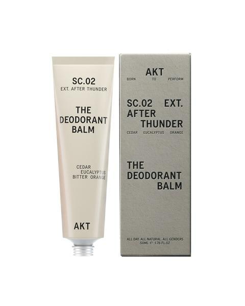 Akt London The Deodorant Balm