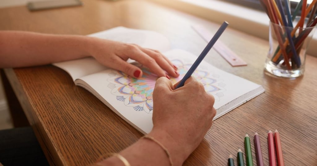 The Best Colouring Books For Adults in 2020