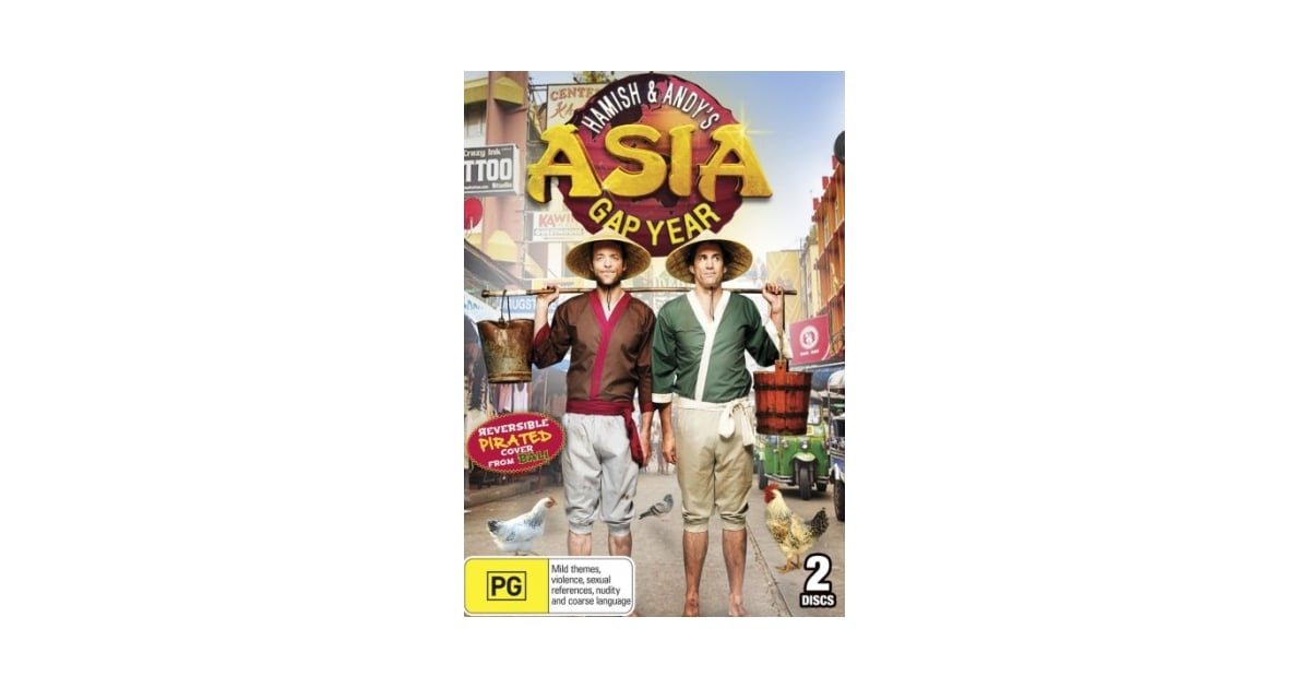 Hamish and Andy's Gap Year Asia – TV Tonight
