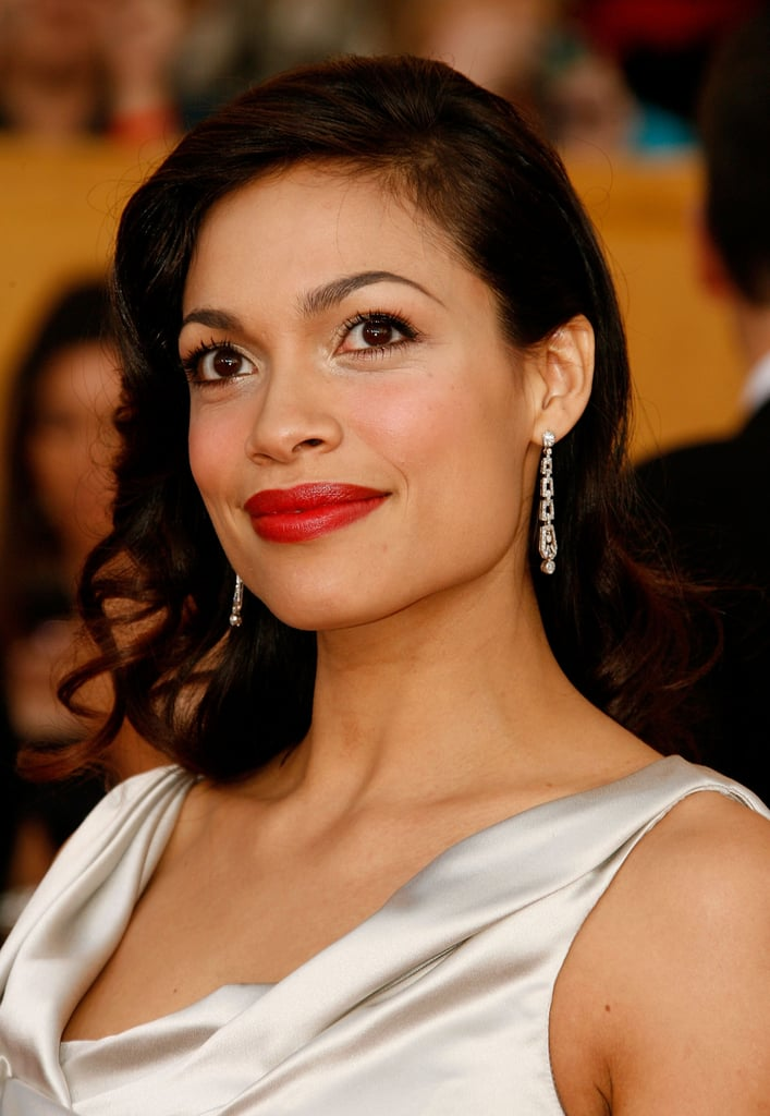 hit rosario dawson 2011 sag awards best and worst