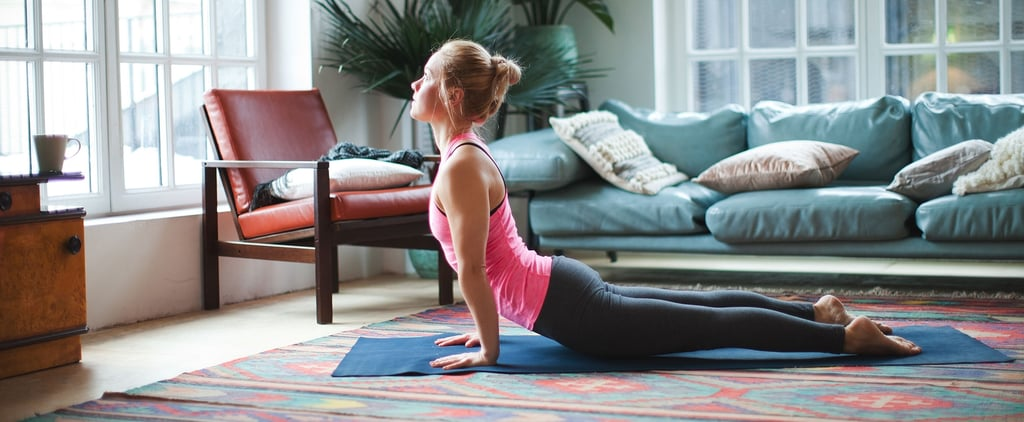 Do This 5-Minute Yoga Warmup Before Your Workout