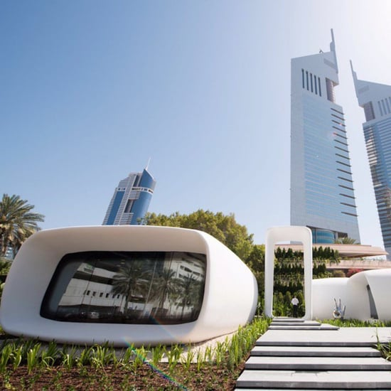 3d Printed Villas in Dubai