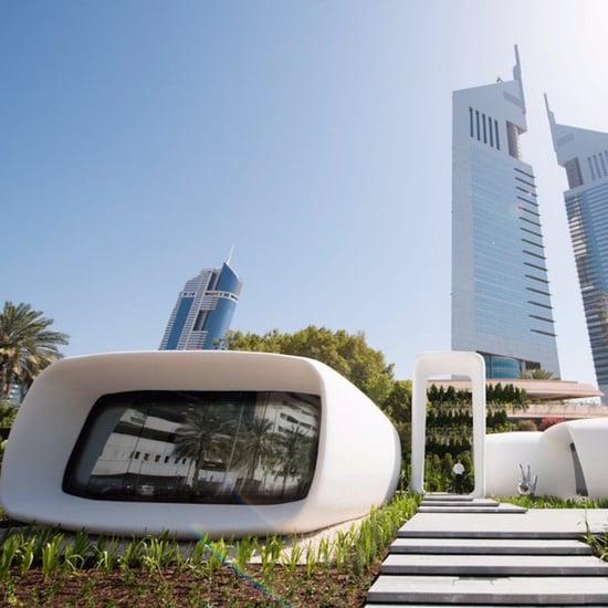3d Printed Villas in Dubai