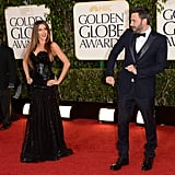 Ben Affleck goofed around on the red carpet with Sofia Vergara.