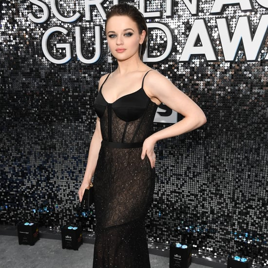 Joey King's Black Jason Wu Gown at the SAG Awards 2020