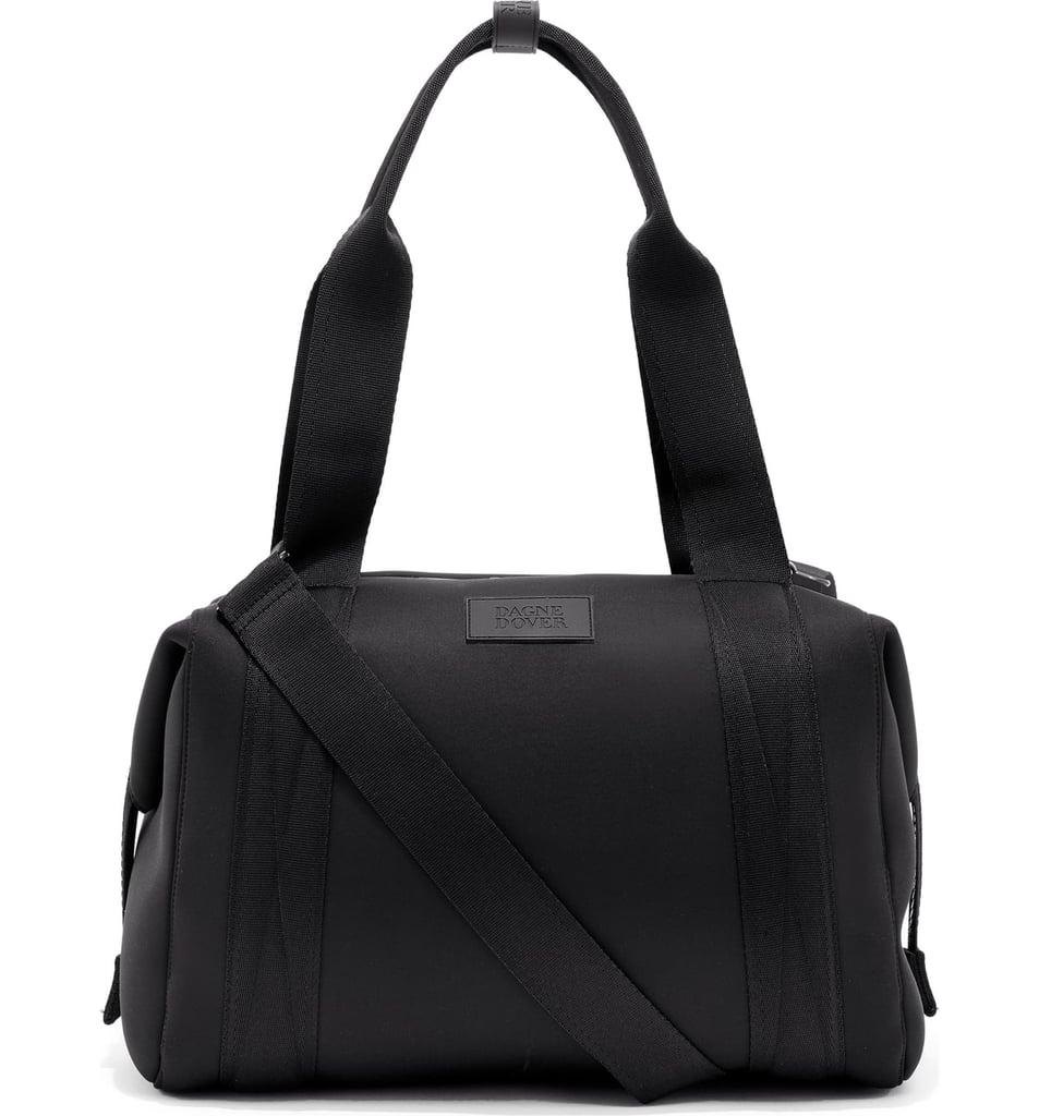 Dagne Dover Medium Landon Neoprene Carryall Duffle Bag