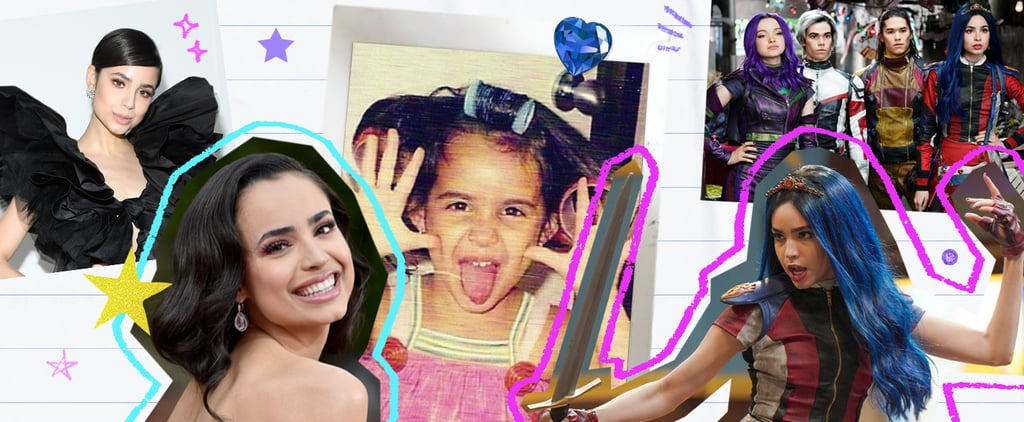 How Sofia Carson's Passion For Beauty and Makeup Started