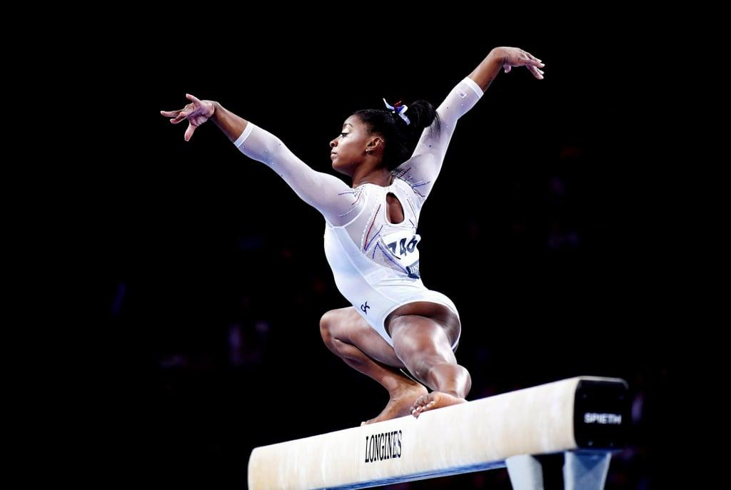 Simone Biles Wins 2019 World Gymnastics All-Around