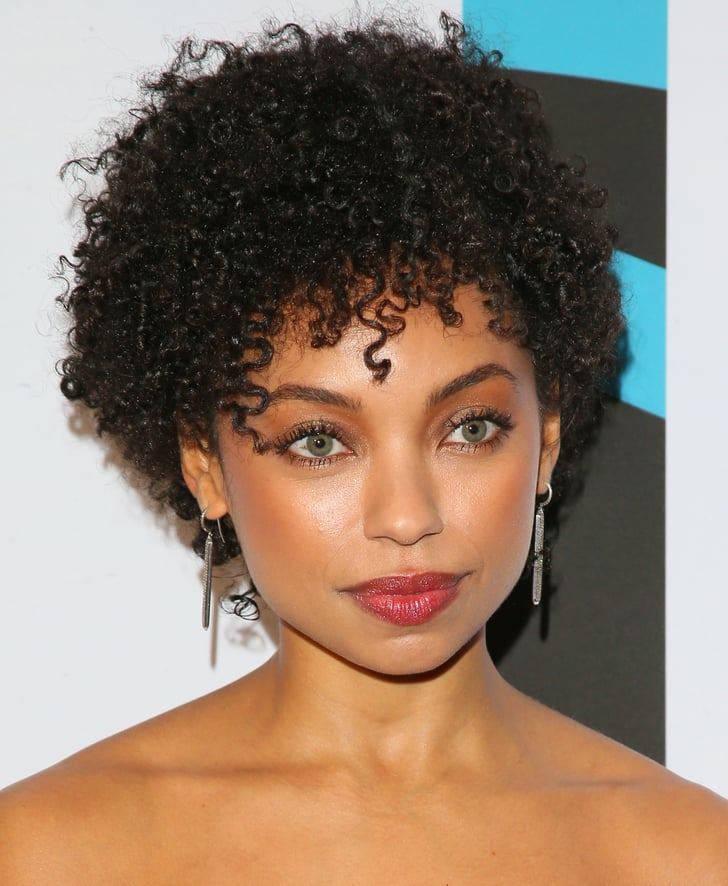 wash and go short hairstyles for natural hair 2019 popsugar beauty photo 21. Black Bedroom Furniture Sets. Home Design Ideas