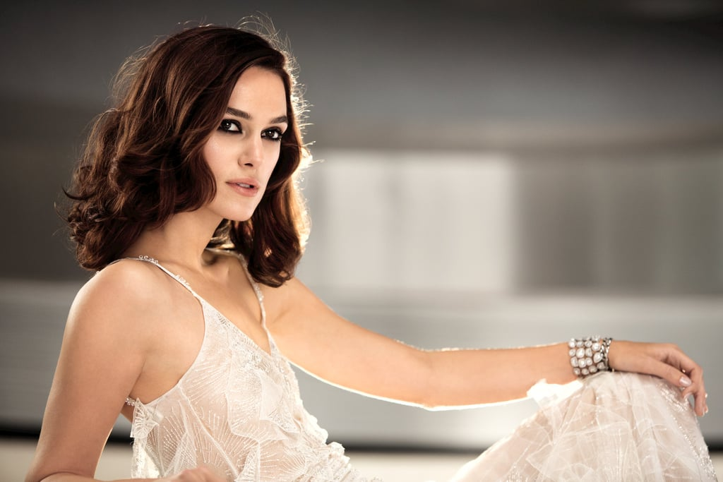 Keira Knightley Chanel Coco Mademoiselle Fragrance Campaign