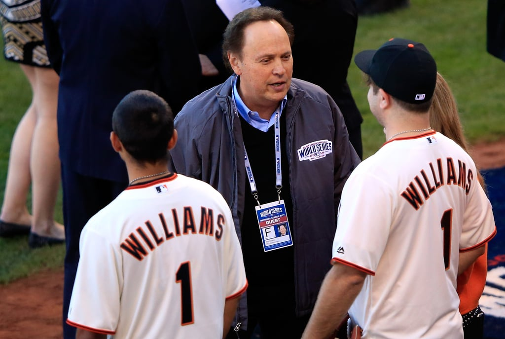 Robin Williams Honored by Giants at World Series   Pictures