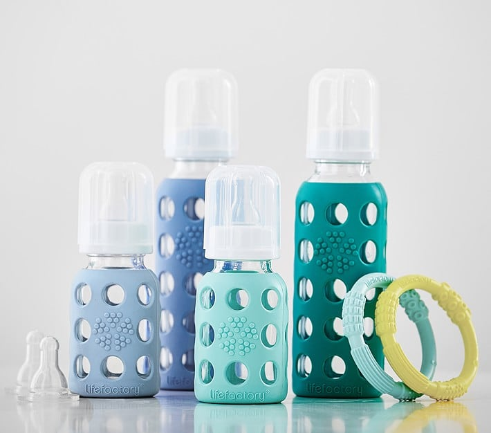 Life Factory Glass Bottle Set