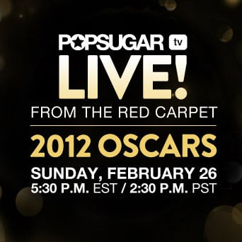 Oscars Red Carpet Live Stream 2012