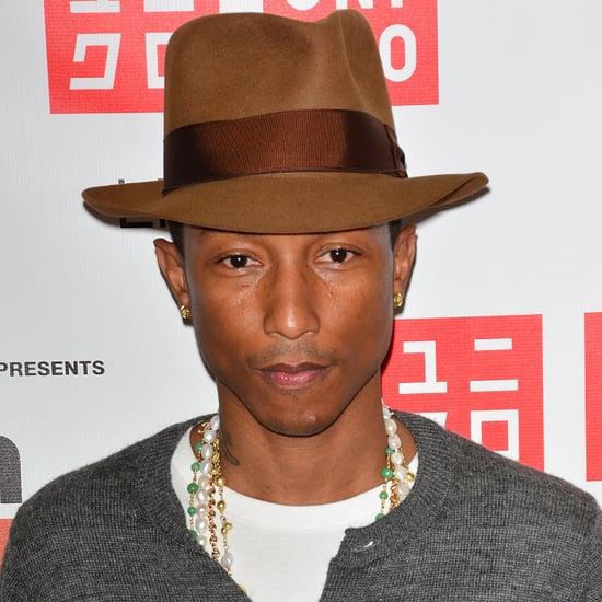 Pharrell Williams's Fashion Choices