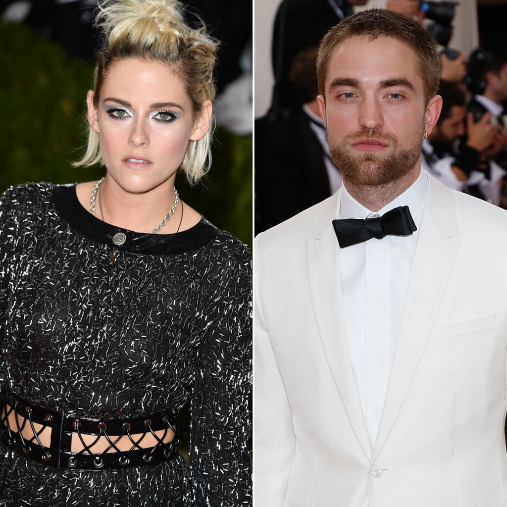 Kristen Stewart And Robert Pattinson  Celebrity Exes At The Met Gala 2016  Popsugar Celebrity Photo 5-4760