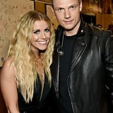 Lindsay Ell and Nick Carter