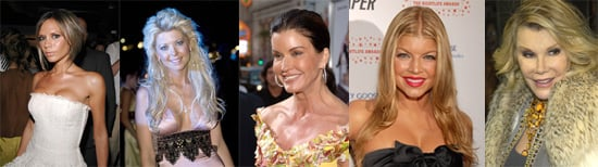 Dear Poll: What Female Celebrity do you Think Would Benefit from a Make Under?