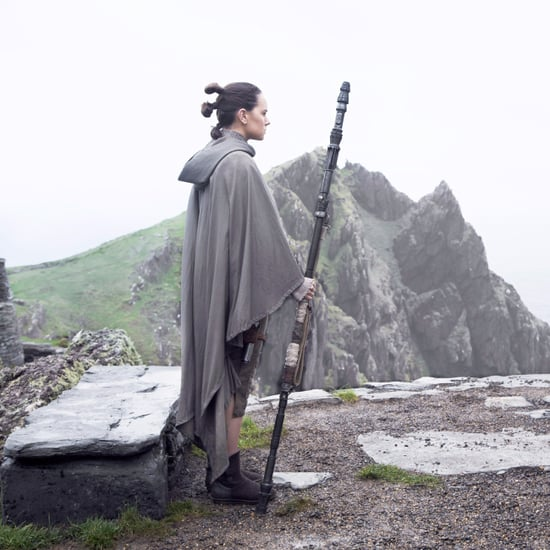Did Rey Save the Jedi Texts in Star Wars: The Last Jedi?