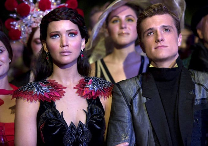 Feast Your Eyes on All the Pictures From Catching Fire!