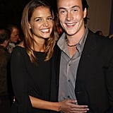 Katie Holmes et Chris Klein