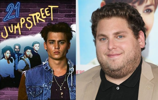Jonah Hill to Star in Movie Version of 21 Jump Street