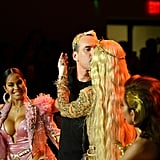 Natti Natasha and Gloria Trevi Photos at The Blonds NYFW