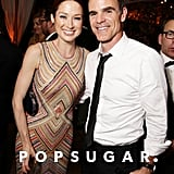 Ellie Kemper and Michael Kelly