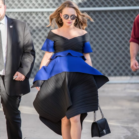 Natalie Portman Maternity Style 2017